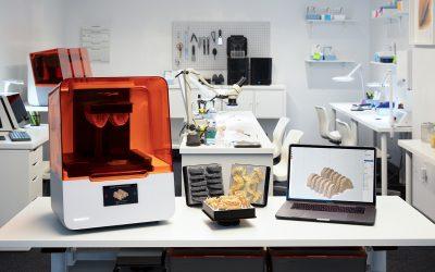 La compañía de impresión 3D Formlabs espera traer al mercado nuevos hisopos para COVID-19