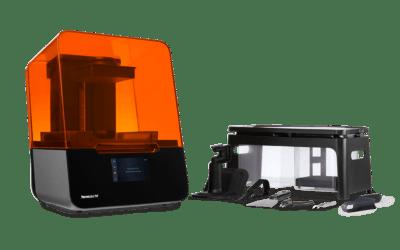 Imprima modelos dentales un 30% más rápido con la actualización de software de la Form 3B