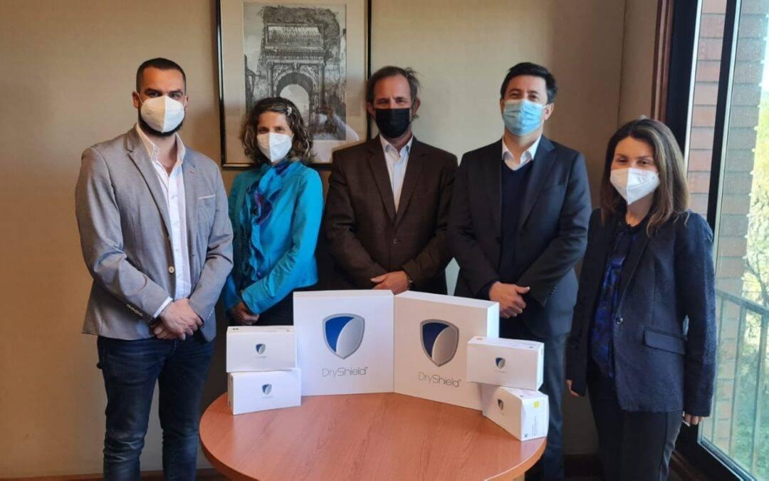 Universidad de los Andes suscribe convenio con Siromax